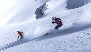 Turkey Heliski